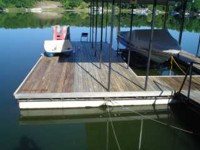 clean seal decks docks